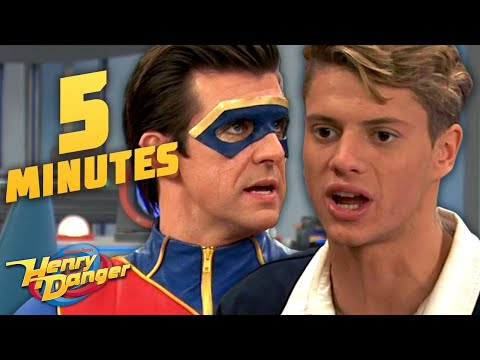 5 Minutes of Henry Danger's Final Season 🦸🏼‍♂️Ep. 8 | Henry Danger
