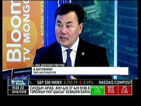 Б.Баттөмөр: Экспортын орлогын хэдэн хувь нь Монголд үлдэж байгаа нь тодорхойгүй