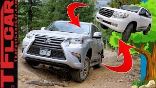 Is The The Lexus GX 460 The New KING Of Overlanding? We Compare it to the Land Cruiser to Find Out! by The Fast Lane Car
