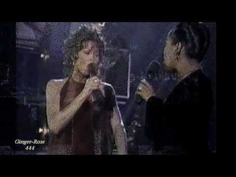 Whitney Houston & CeCe Winans 'Count On Me' (LIVE)