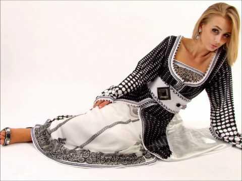 amine mrani haute couture caftan 2012