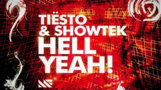 Thumbnail for Tiësto & Showtek — Hell Yeah! (Original Mix)