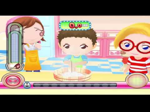 Cooking Mama WORLD KITCHEN Wii Gameplay HD
