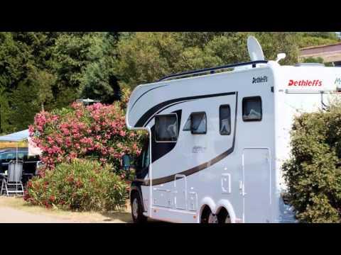 ESTEREL CARAVANING-Emplacements Caravanes-SAINT RAPHAEL