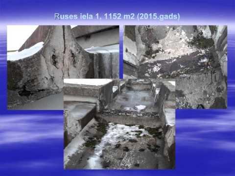 Hidroizolācija, jumtu renovācija un remonts