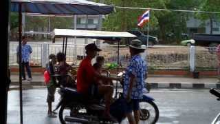 Bo Phloi (Kanchanaburi) Thailand  City new picture : Songkran Bo Phloi 2013 . Part 2