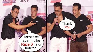 Video Bobby Deol Breaks Down Thanking Salman Khan For Saving His Career At Race 3 Trailer Launch MP3, 3GP, MP4, WEBM, AVI, FLV Agustus 2018