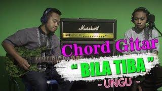 Ungu - Bila Tiba [OST. Sang Kiai] Lirik dan Kunci / Chord Gitar Cover
