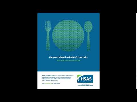 HSAS Public Health Inspector