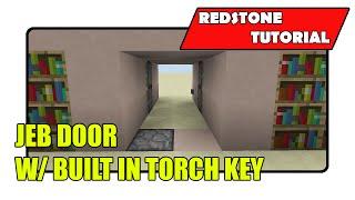 Jeb Door W/ Built In Torch Key (Xbox TU27/CU15 Playstation 1.18)