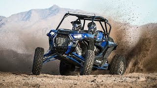 10. Polaris RZR XP 1000 EPS in Mud - Off-Road 4Ñ…4.