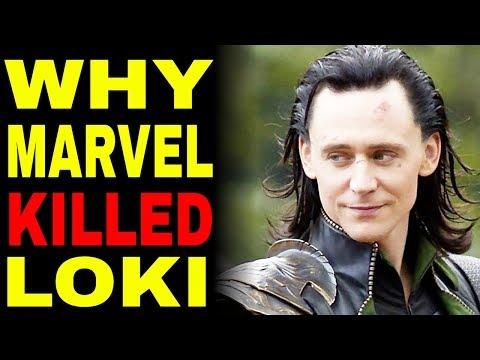 Here's Why Loki NEEDED To Die In Avengers Infinity War