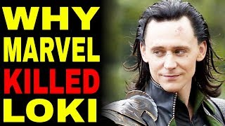 Video Here's Why Loki NEEDED To Die In Avengers Infinity War MP3, 3GP, MP4, WEBM, AVI, FLV Maret 2019