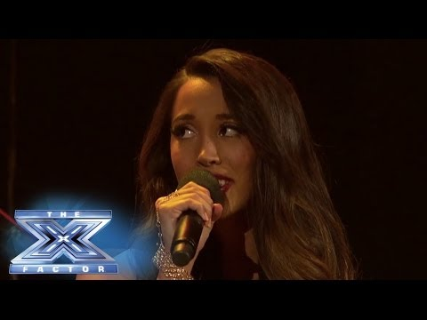 "Alex & Sierra Perform ""Gravity"" – THE X FACTOR USA 2013"