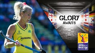USA Vs Australia - Women's Rabobank Hockey World Cup 2014 Hague Semi-Final [12/6/2014]