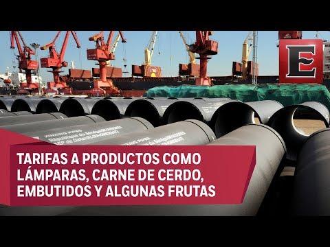 México tomará represalias contra aranceles al acero y el aluminio impuestos por EU