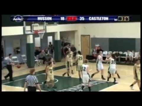NAC Women's Basketball Championship Highlights