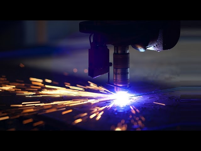Как работает лазерный станок
