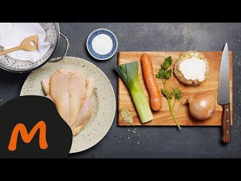Préparer du bouillon de volaille – tutoriel Migusto