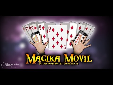 Video of Magika Movil Demo