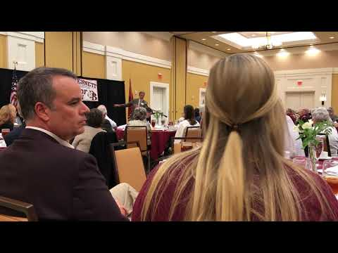 Video: Dobyns-Bennett High School Alumni Association Hall of Fame 10th annual induction