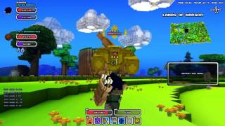 Como Evoluir Rapidamente No Cube World L How To Level Up Fast In The Cube World