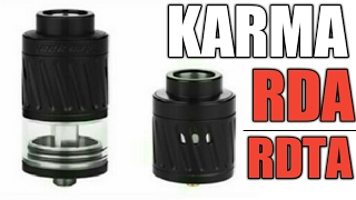 Video KARMA RDTA by Geek Vape (INDONESIA VAPE REVIEW) MP3, 3GP, MP4, WEBM, AVI, FLV Juli 2018