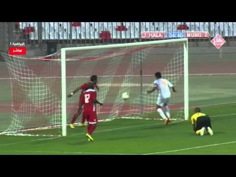 المحرق 5-4 الحالة .. دوري فيفا البحرين 2014/2015