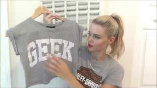 Day and Night Styling with New Choies Crop Tops!000126172 000400050) - YouTube
