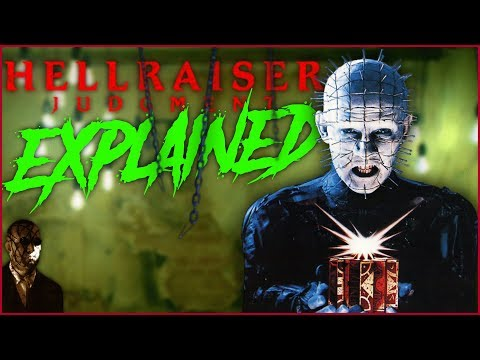 Hellraiser: Judgment Explained! HOW DOES THIS EXIST!?