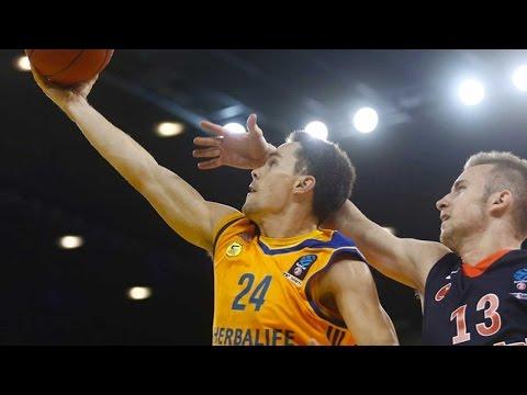 7DAYS EuroCup Round 1 MVP: Kyle Kuric, Herbalife Gran Canaria Las Palmas