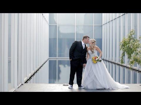 An Art Museum Wedding | North Carolina Museum of Art // Raleigh, NC