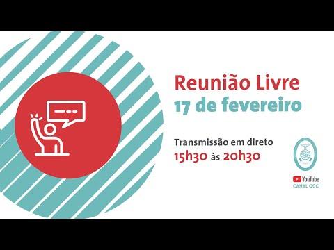 Reunião Livre Lisboa - 17 fevereiro 2021
