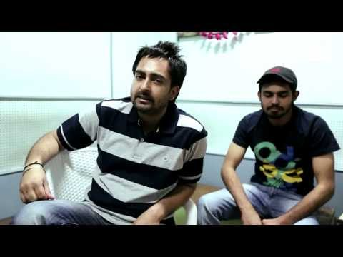 Sharry Mann in Studio