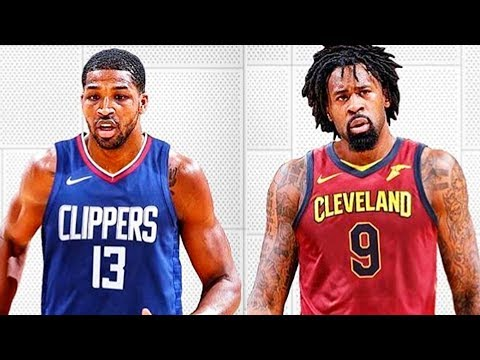 Tristan Thompson Trade to Clippers for DeAndre Jordan, Leaving Cavaliers