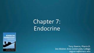 Memorizing Pharmacology Video 7 of 7