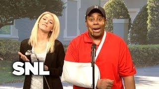 Video The Situation Room: Tiger Woods' Accidents - SNL MP3, 3GP, MP4, WEBM, AVI, FLV Maret 2019