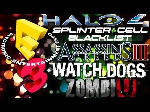 E3 2012 - Top 5 игр выставки