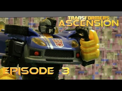 Transformers: Ascension | Season 1 | Episode 3 - 'Incursion'