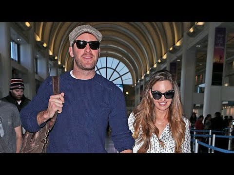 Armie Hammer And Wife Elizabeth Chambers Are The Most Beautiful Couple At LAX