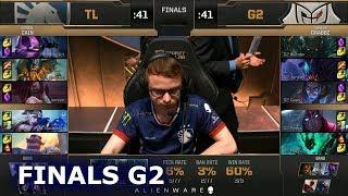 Video G2 eSports vs Team Liquid - Game 2   Grand Final LoL MSI 2019   G2 vs TL G-2 MP3, 3GP, MP4, WEBM, AVI, FLV Agustus 2019