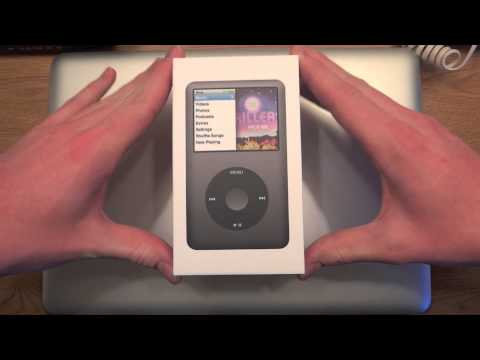ipod Classic - Unboxing iPod Classic 160gb Black. I got this iPod because I wanted a iPod just for music and this one was it! I know that it has not been updated in a long ...