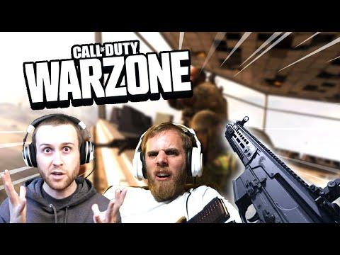 THE GLORIOUS RETURN OF SEANANNERS (Call of Duty: Modern Warfare - Warzone)