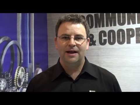 NMW 2013: Precision gear manufacturer Ronson Gears