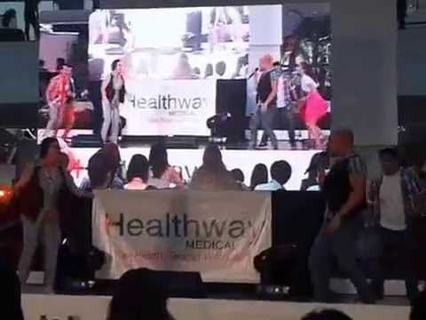 Healthway Medical Dance for Health 2: Take the Lead