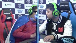 E-Sports Arena 한중이벤트 매치 1경기 Kumho vs DaX [NEED FOR SPEED™ EDGE], Need for Speed, video game