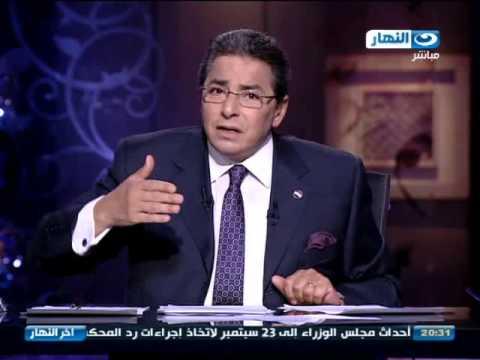 ..«محمود سعد» تعظيم سلام للفلول