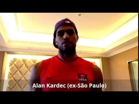 Alan Kardec fala sobre a atuação do Sindicato em sua carreira