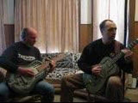 Eric Clapton Duane Allman Mean Old World Blues Guitar Duet