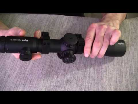 EDgun 12x44 IR (видео)